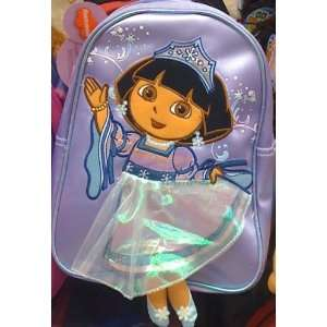 Dora the Explorer Mini Backpack with Plush Dangling Feet Toys & Games