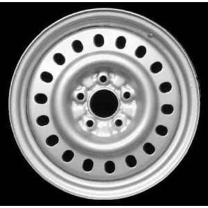 96 99 FORD TAURUS STEEL WHEEL (PASSENGER SIDE)  (DRIVER RIM 15 INCH