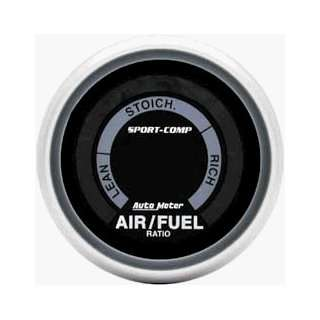 Auto Meter Sport Comp 2 1/16 Air/Fuel Ratio Full Sweep
