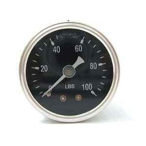 BKrider Oil Pressure Gauge for Harley Davidson Automotive