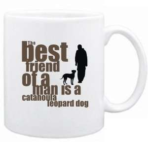 Friend Of A Man Is A Catahoula Leopard Dog  Mug Dog