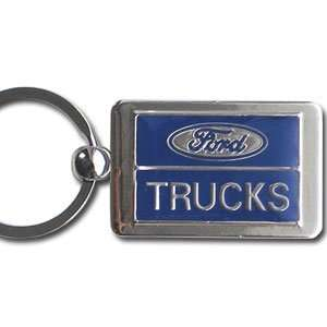 Ford Truck Chrome Key Chain