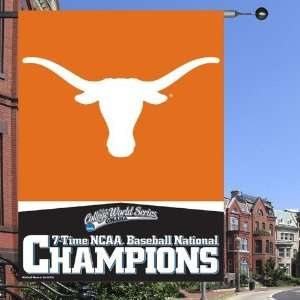 Texas Longhorns 2009 NCAA Mens College World Series Champions Focal