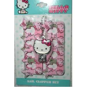 Hello Kitty Nail Clipper Set