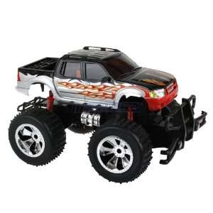 Xq 110 Scale Remote Control Ford Explorer Sport Truck, Multi channel
