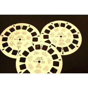 California View Master Reels dated 1955
