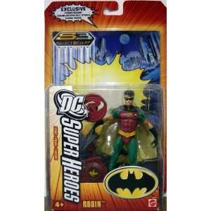 DC Super Heroes Superheroes ROBIN ACTION FIGURE (batman) Toys & Games
