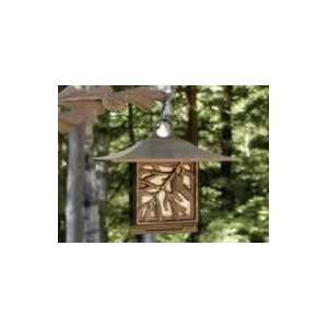 Pinecone Suet Bird Feeder   French Bronze Patio, Lawn & Garden