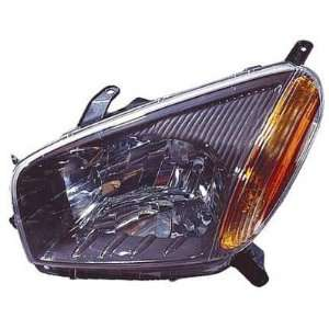 2003 03 TOYOTA RAV4 HEADLIGHT ASSEMBLY WITH SPORT PACKAGE, DRIVER SIDE