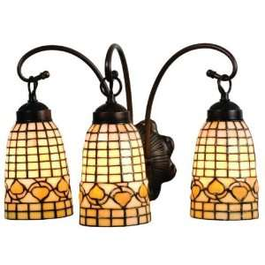 Acorns Bathroom Lighting Vanity Fixture 18 Inches W
