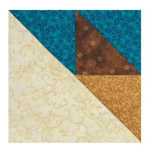 Quilt Block of the Month Desert Sky Block 11 Birds in the Air