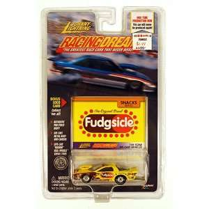 Fudgsicle Johnny Lightning Racing Dreams Snack Series Toys & Games