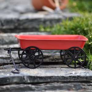 Little Red Wagon Patio, Lawn & Garden