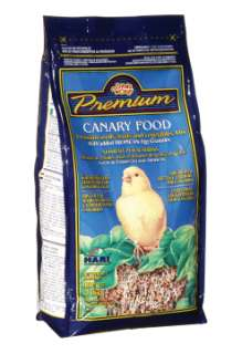 LIVING WORLD CANARY PREMIUM SEED MIX BIRD FOOD 20 LB