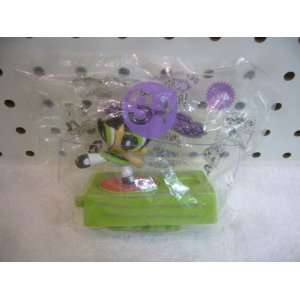 POWERPUFF GIRLS BUTTERCUP WITH MOJO JOJO MONKEY DAIRY QUEEN PROMO TOY