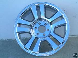 22 Ford Harley Davidson Chrome Rim Wheel Aluminum