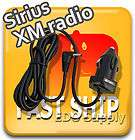 sirius radio sadv2c vehicle car kit adapter charger xm expedited